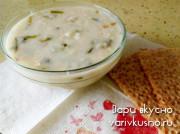 Суп с плавленными сырками фото