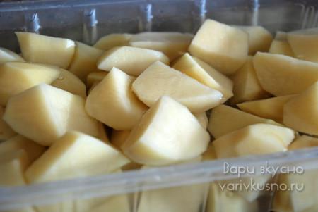 рецепт супа из баранины с фасолью в мультиварке