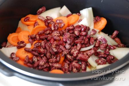 рецепт супа из бараньих ребрышек в мультиварке