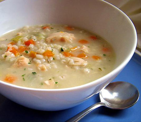 сколько варить перловку в супе