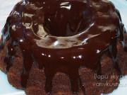 Торт на майонезе с какао