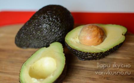 рецепт запеченное авокадо