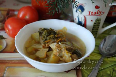 овощной суп из кабачков в мультиварке