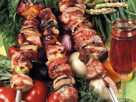 маринад для свинины из уксуса