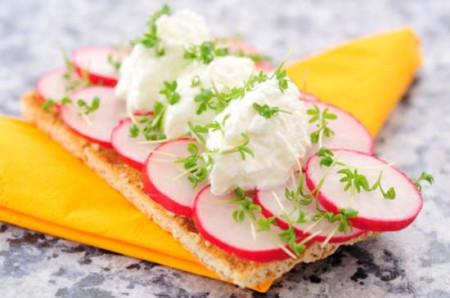 простые бутерброды канапе на праздничный стол