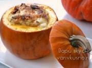 Что приготовить из тыквы: суп, карри, рагу, фаршированная тыква и запеканка