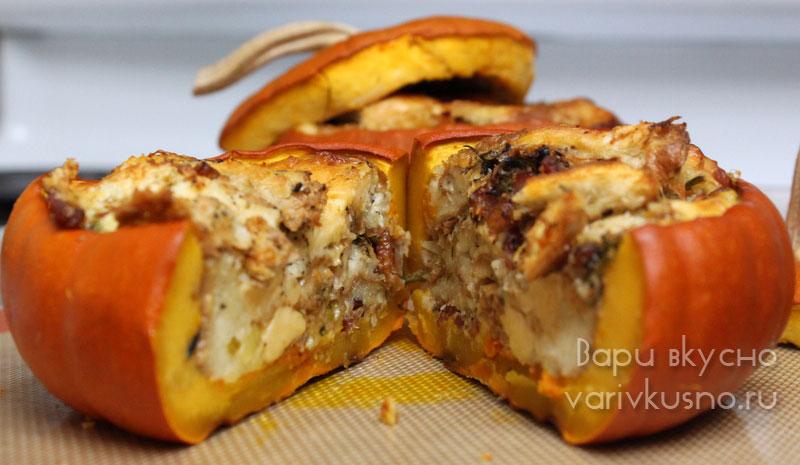 рецепт в духовки картошка с фаршем под сыром
