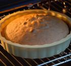 Ржаной бисквит с добавлением пшеничной муки