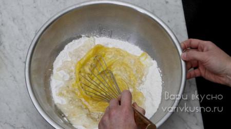 шифоновый бисквит на 5 яиц
