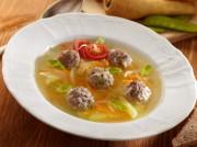 Суп из куриных ежиков рецепты с капустой и классический