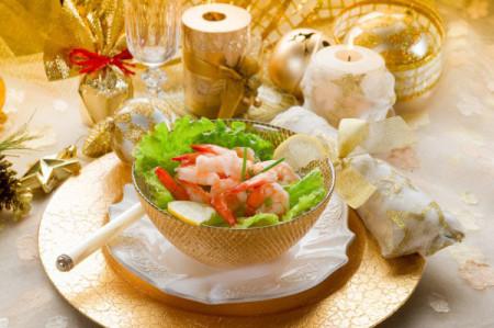 Рецепты новых салатов на Новый год с фото