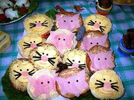 веселые бутерброды для детей рецепты с фото