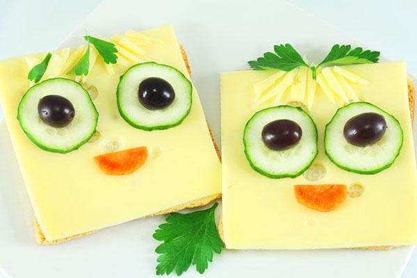 рецепты веселых бутербродов легкие