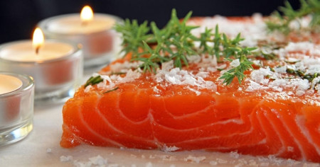 как засолить лосося дома рецепт с фото