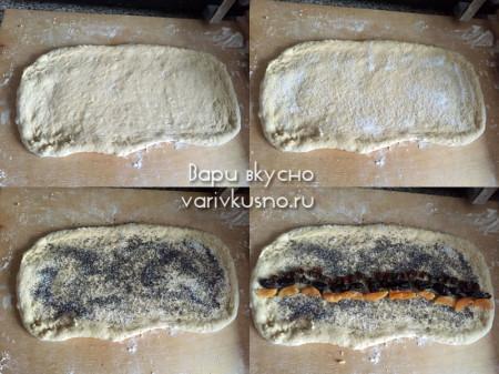 рецепт теста на булочки в хлебопечке