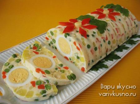 Блюда на пасху рецепты с фото