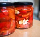 Рецепты маринованного перца с чесноком