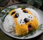 Салат Собака рецепт с фото