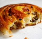 Французские булочки с заварным кремом