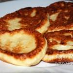 сырники с крахмалом
