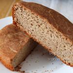 домашний хлеб из ржаной муки рецепт