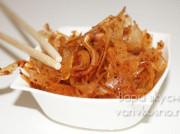 Стеклярус или сушеный минтай по-корейски