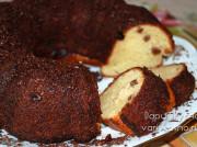 Творожный кекс с изюмом рецепт с итоговым фото