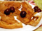 Ленивый яблочный пирог в мультиварке-скороварке Brand 6051