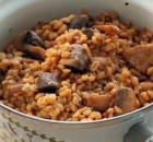 Рецепт перловой каши с грибами на плите, в духовке, в мультиварке