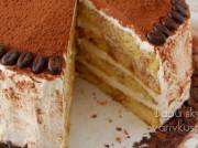 Секретный рецепт кофейного торта тирамису с ликером