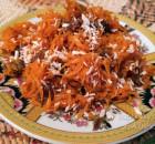 Морковный десерт для худеющих по-восточному
