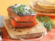 Как солить лосось в домашних условиях рецепт с фото