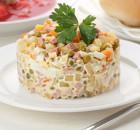 Какой салат приготовить вместо Оливье