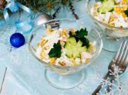 Салаты на Новый год из 3 ингредиентов: 3 рецепта