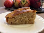Яблочный пирог с рисовой мукой